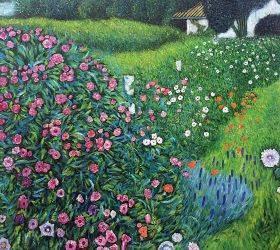 Italian Horticulture Landscape, 1913
