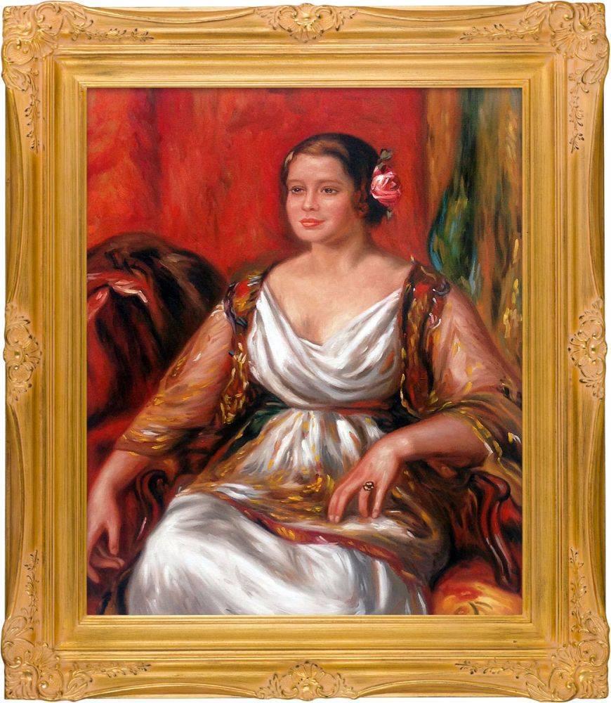 Tilla Durieux Pre-Framed